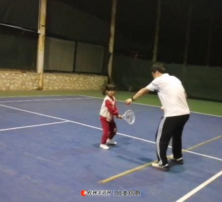 网球培训班长期招生中