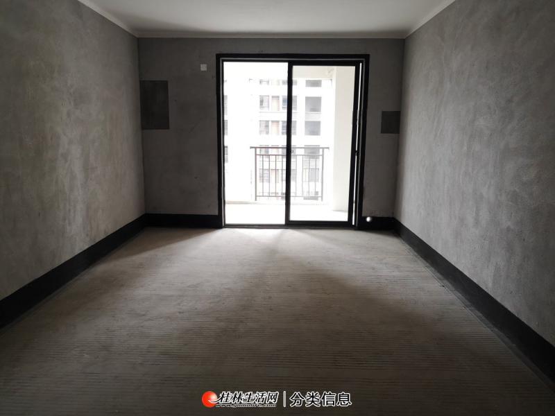 兴进兴荣郡两室两厅一卫80平高层观景户型
