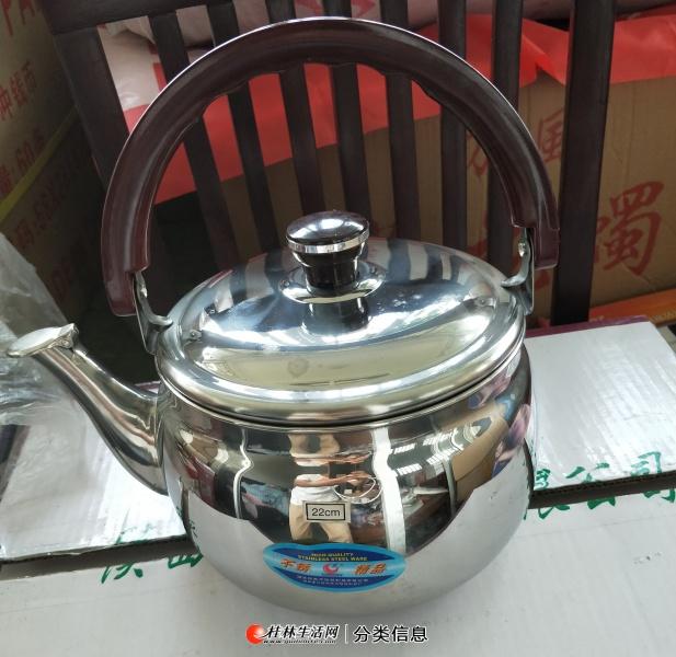 出售特厚304不锈钢4升水壶,打油茶的好壶