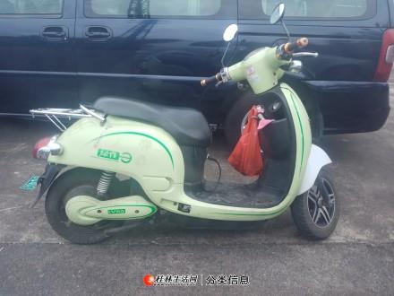 录佳电单车电瓶非常好桂林市象山区瓦窑银海医院附近