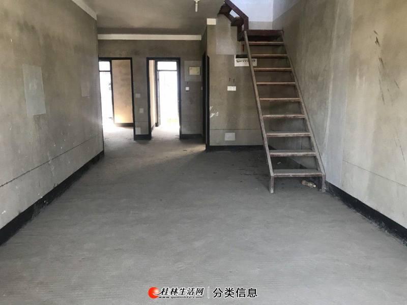 急售七星区联发旭景三层复试5房带阁楼带两个露台 带车位