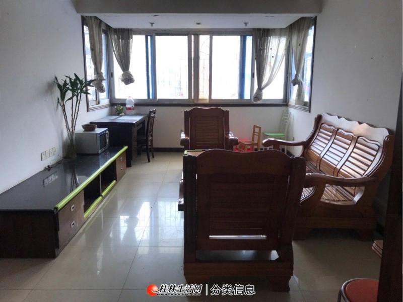 急售七星区桂花园2房2厅 送家具家电送杂物间