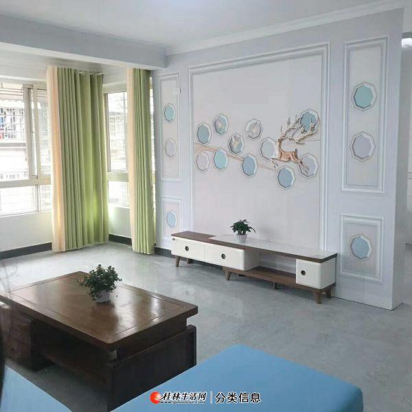 八里街一品佳苑三房两厅一卫新装修送部分家电家具