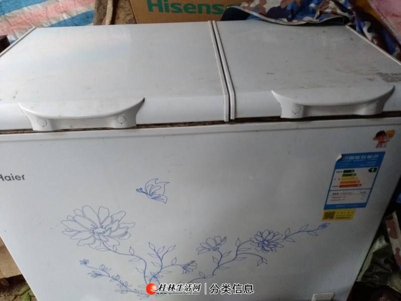 海尔冰柜超省电一级能耗