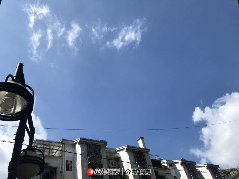 叠彩区凤集小学学区房拎包入住!天面独用!叠彩区虞山公园斜对面2房2厅1卫76平准备重