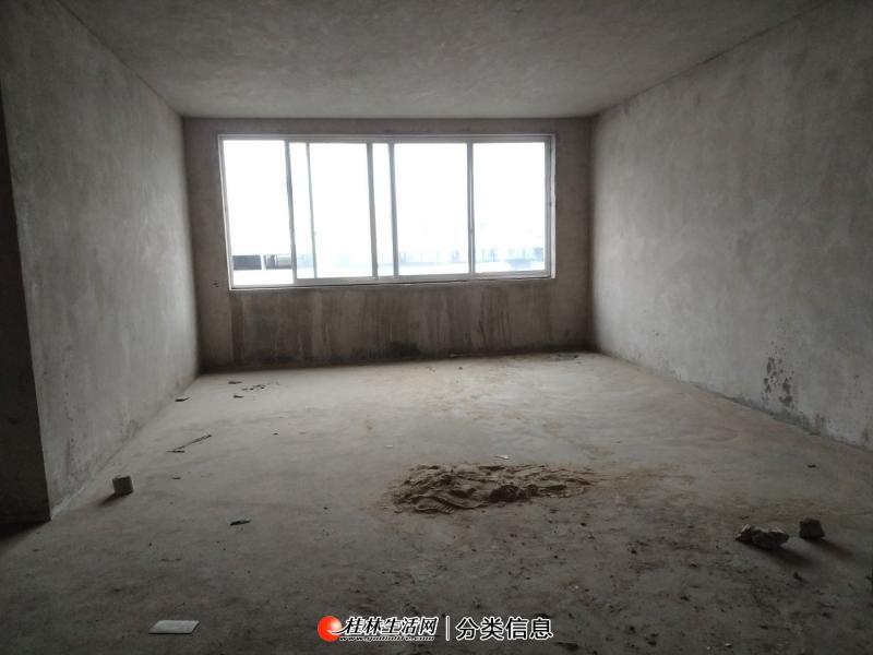 捡漏!捡漏! 44万拿下150平米4房毛坯房 临桂环湖苑