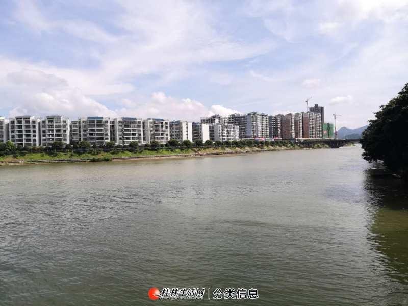 桂林永福县城南新区领秀城 一套房11万 84平 买一送二