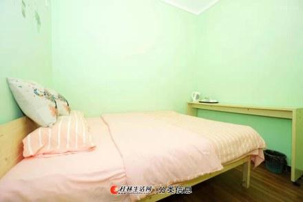 桂林火车站附近酒店短租或长租