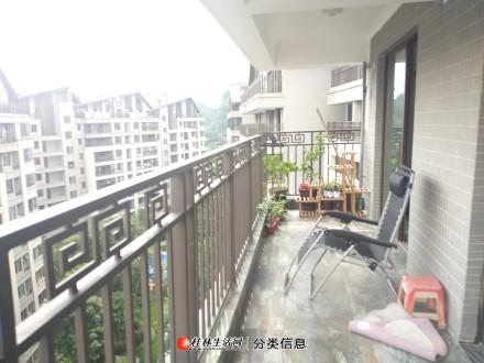 漓江郡府,豪华装修,两房两厅一卫