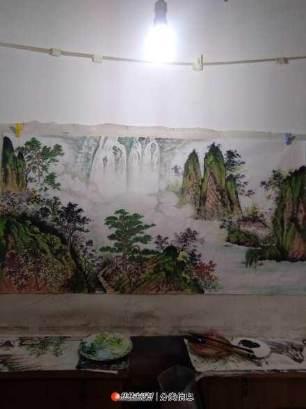 中国山水画欣賞与售卖 20200731