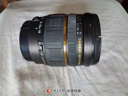 腾龙佳能口24-135,3.5-5.6镜头