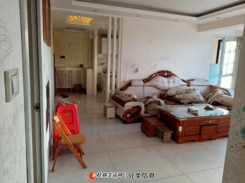 急租七星区中海元居精装电梯2房2厅1卫拎包入住2500元/月