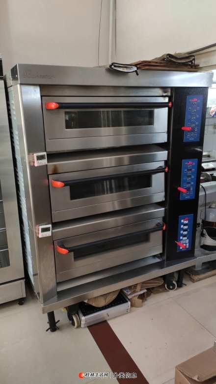 低价转让全套烘焙设备,九成新,买入即可开店,单买面谈