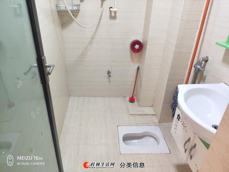 八里街漓江明珠电梯房单间配套