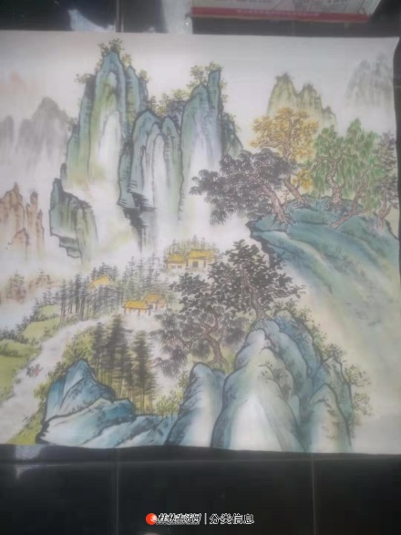 桂林中国山水画专售 2020 08 09
