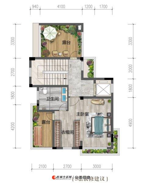 象山区 有天有地 有前后花园 有露台 有车库 四层别墅 需要联系