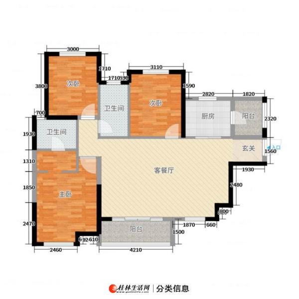 七星区融创万达城一期,精装三房,85万,育才学区房,万达广场对面急售