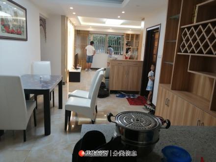 气象大院养生2楼101平3房2厅2卫精装修,家具家电全送,售价65万