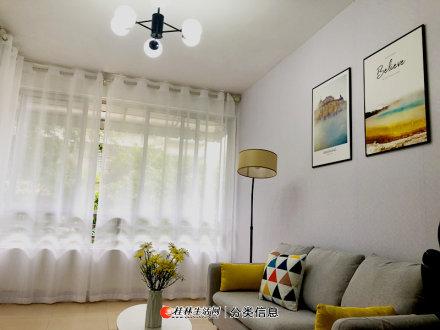 桂林市七星区奇峰小筑三楼一房一厅一卫即将出租
