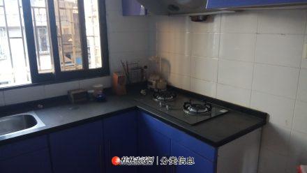 家具齐全、空调热水器、九岗岭 大阳台视野开阔 2房一厅一卫 电动车可充电