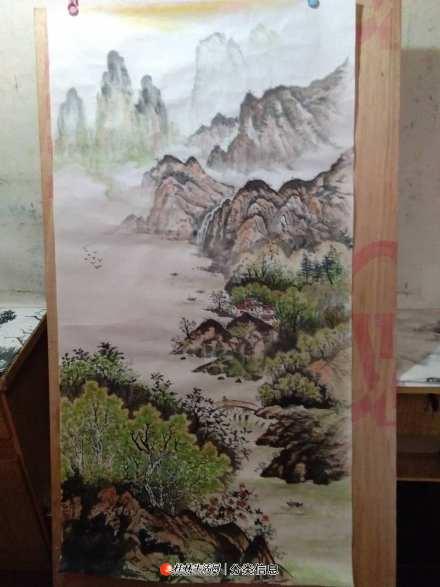 桂林中国山水画专售 2020 08 016