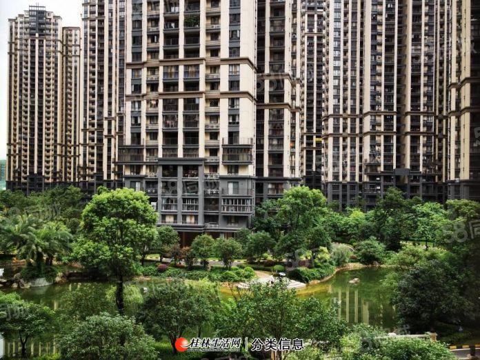 彰泰城市一号、新房出租,小区环境优美
