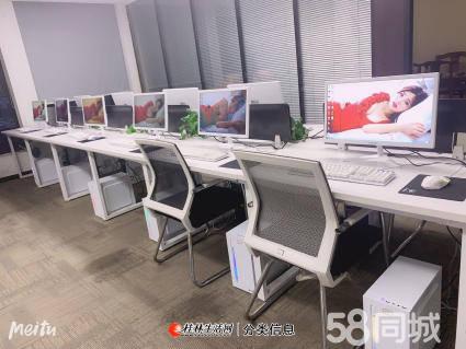公司没有业务不开了,公司电脑办公设备全部清仓!