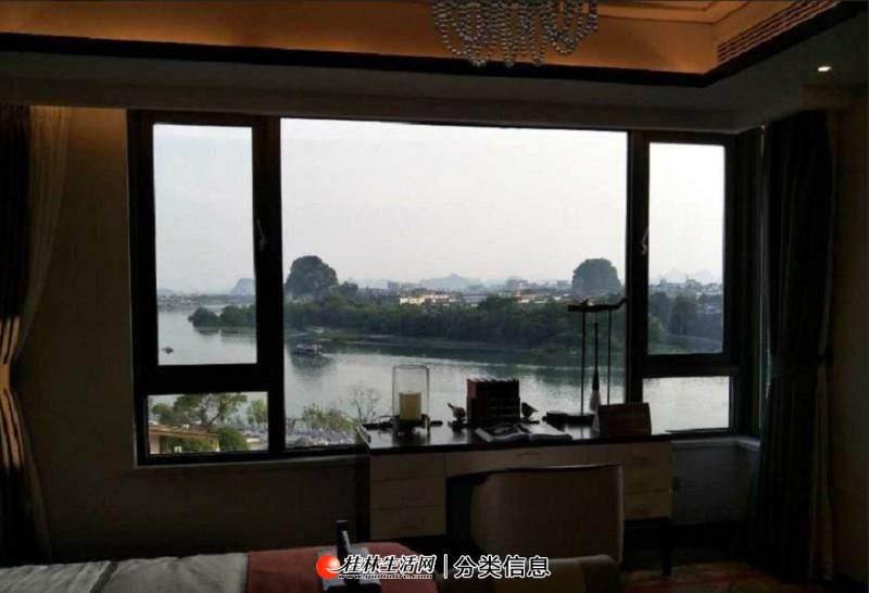 兴进漓江郡府3房2厅2卫中央景观107㎡仅售98万,漓江旁最美最高端小区