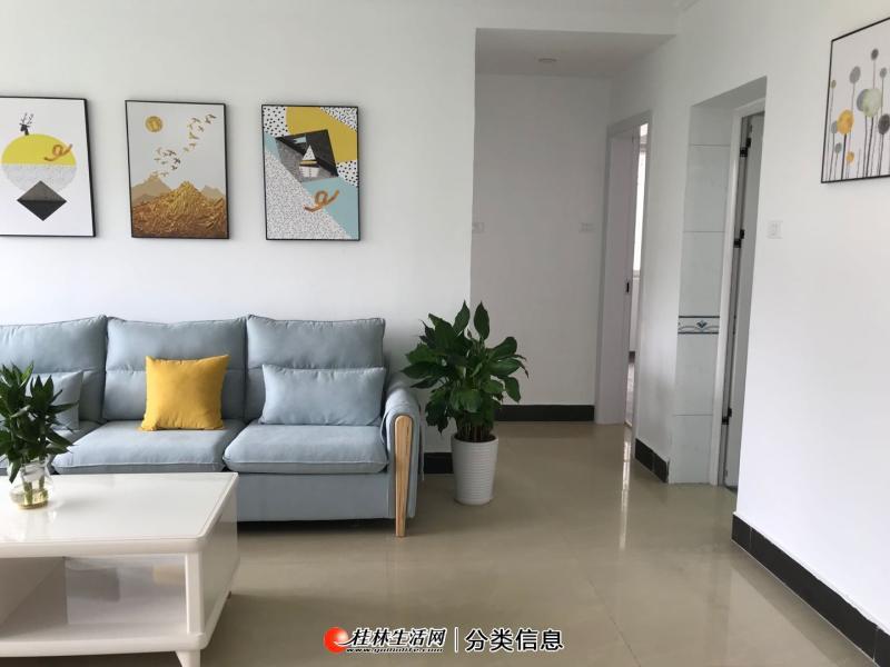 叠彩区沃尔玛商圈鑫灿花园精装3房只要58万可读凤集
