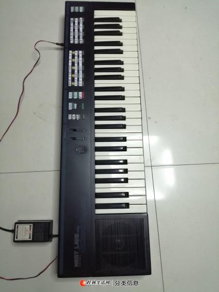 西湖牌 电子琴 出售
