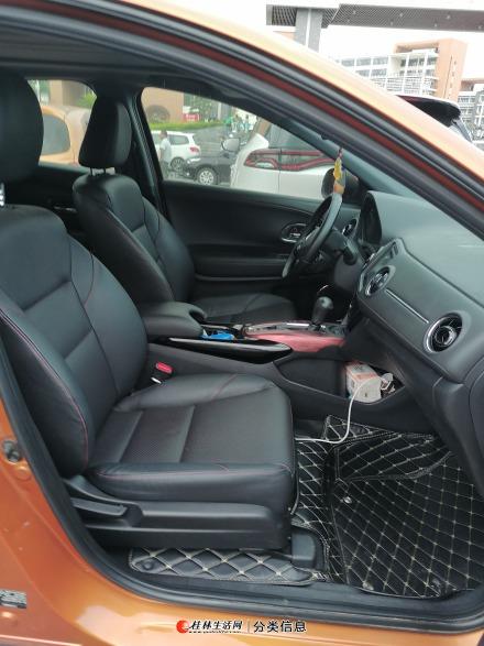 朋友私家车精品本田XRV低价出售