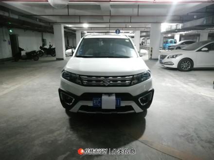 私家车1.4T铃木自动挡维特拉豪华版8.8万元