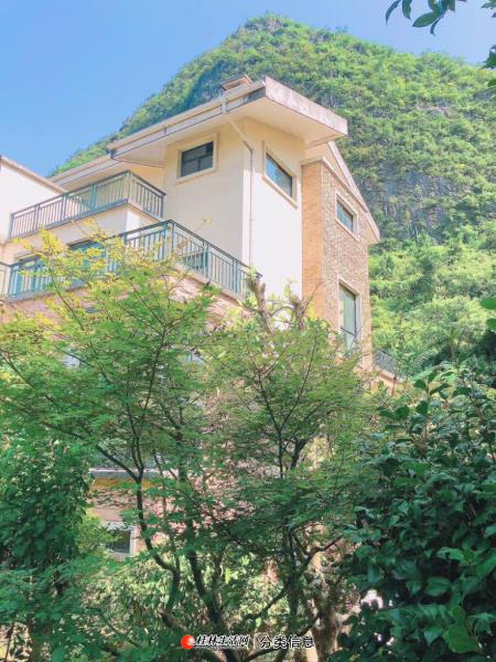 市中心秀峰区青秀庭院双拼别墅8室390万送150平花园送车位