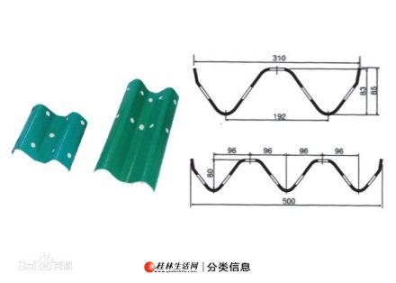 供应桂林高速公路防撞护栏——桂林迈拓安防公司