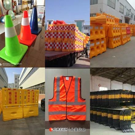 供应桂林防撞桶、锥筒——桂林迈拓安防公司