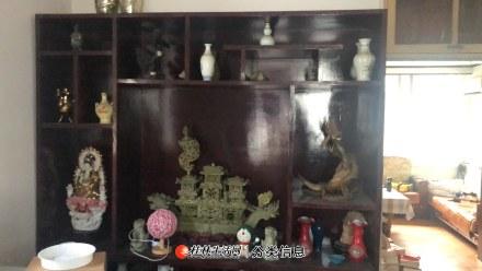 出售装饰品和柜子一套打包
