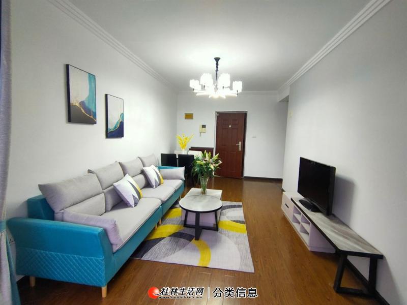 漓江明珠2室1厅1卫养生2楼,精装修,卖下直接拧包入住