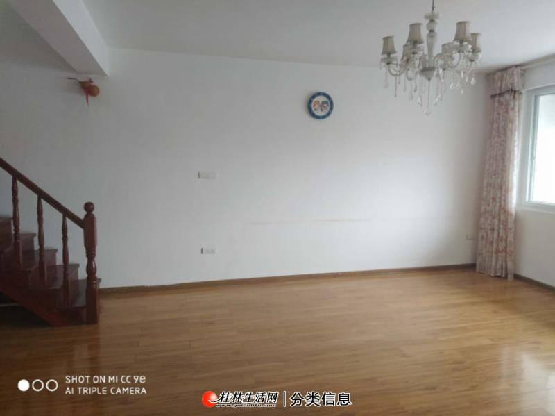 灵川八里街锦绣前程4房复式楼137平带50平露台