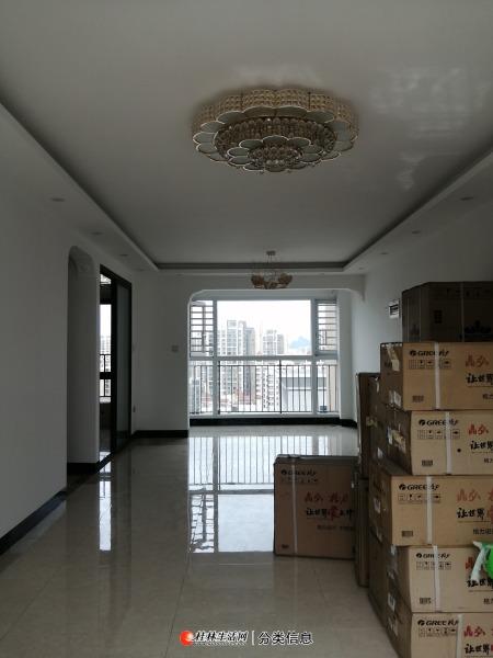麓湖国际4房新装修未入住88万