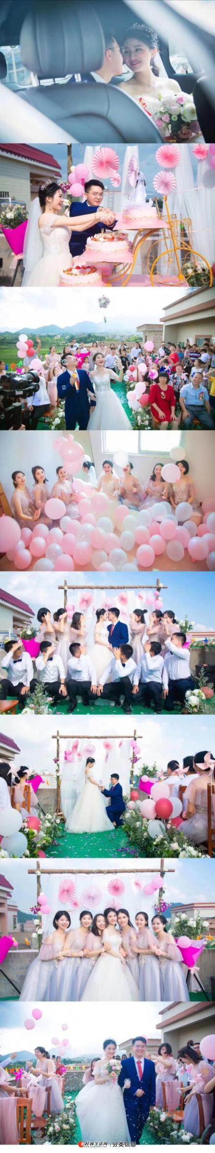 婚礼摄像、   各类聚会摄影摄像