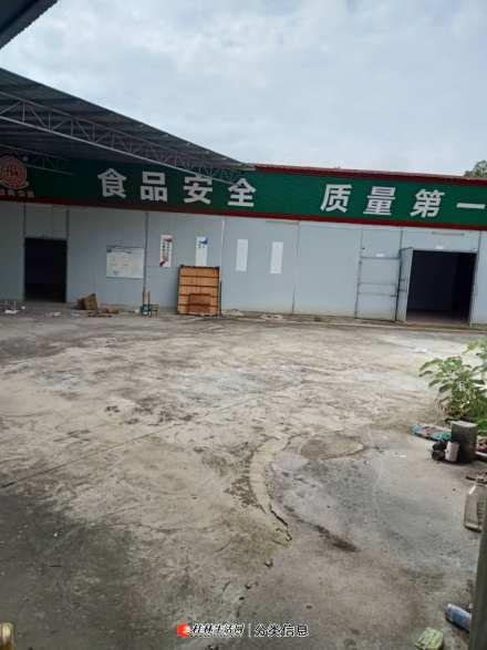 桂林轮胎厂、18中附近一个2000多平方米4米高钢架厂房招租