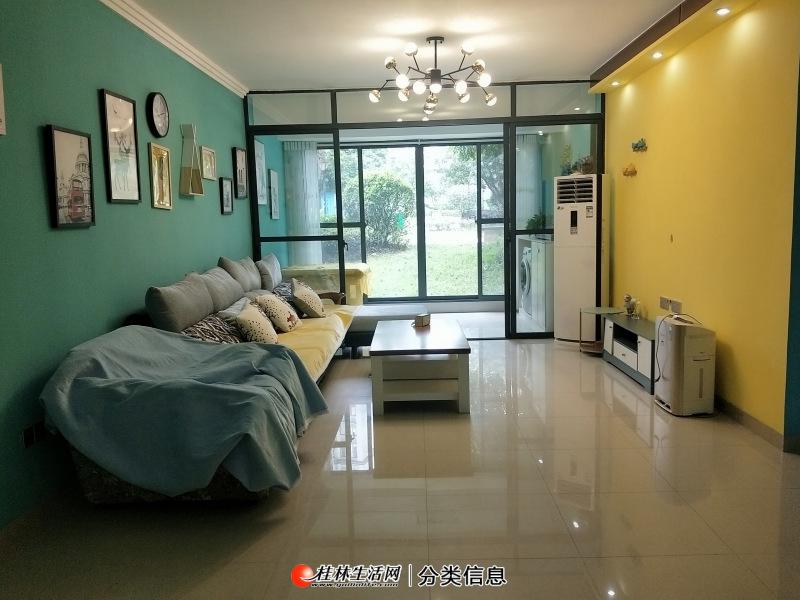 七星区冠泰水晶城,精装3房2厅2卫,户型方正,环境优美