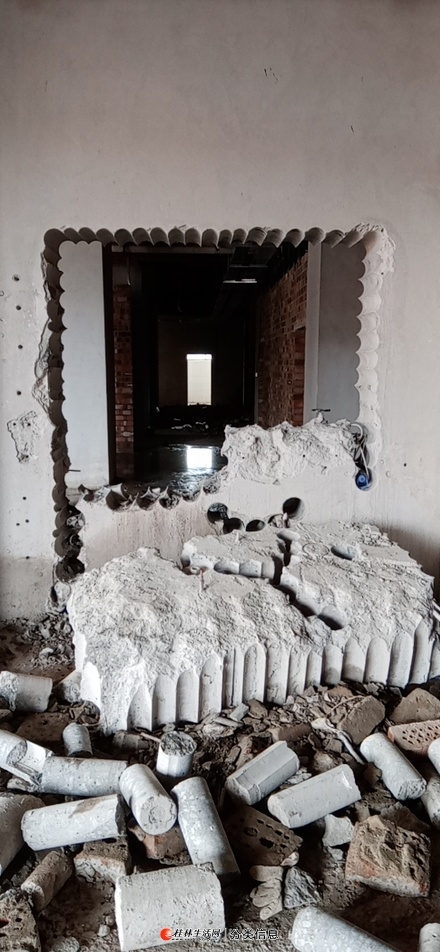 专业房屋拆除,家具拆除打墙 铲腻子 开门洞 混凝土破碎