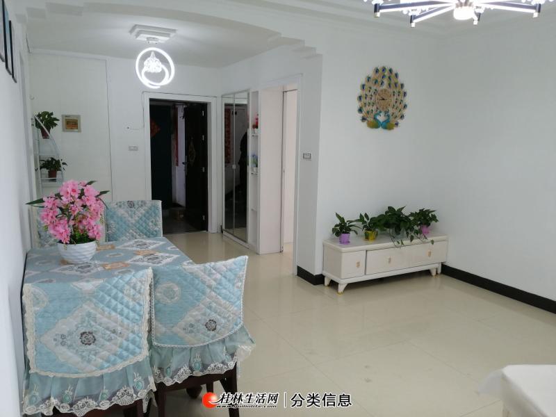 叠彩区拱极学区群山花苑精装修105平3房2厅1卫 可谈