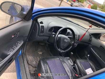 优转桂林市一手2010年2月份上牌现代i301.6自动挡