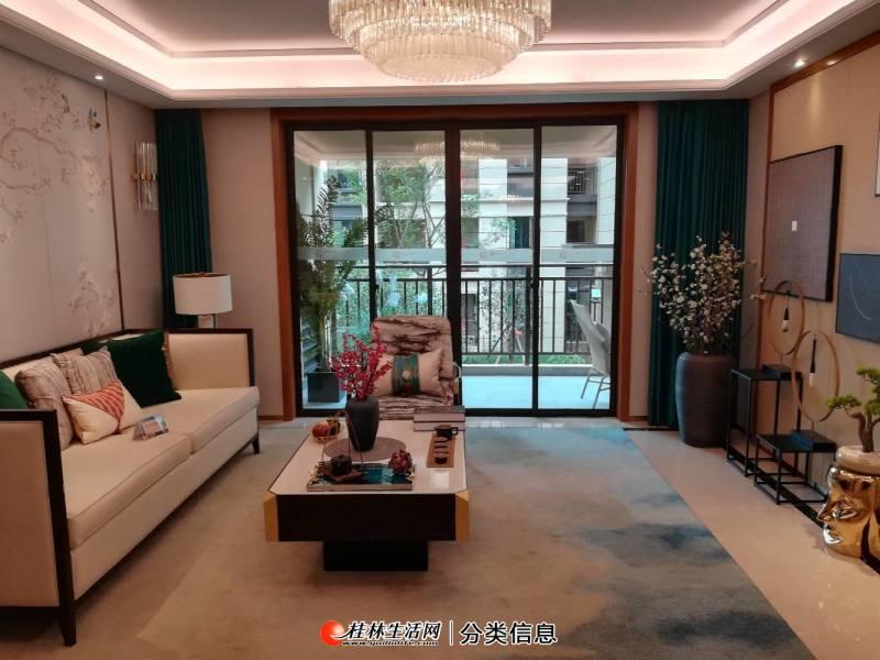 临桂新区小高层洋房五房两厅三卫79万送车位