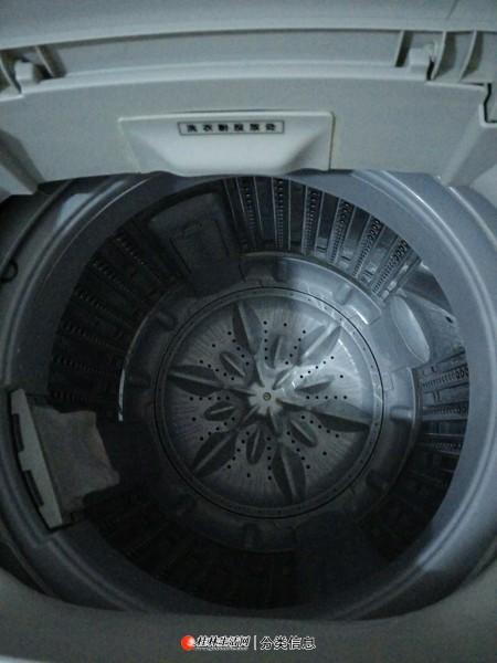 本人有台洗衣机转让,8成新,7.3公斤的,工作正常,有需要的联系我!
