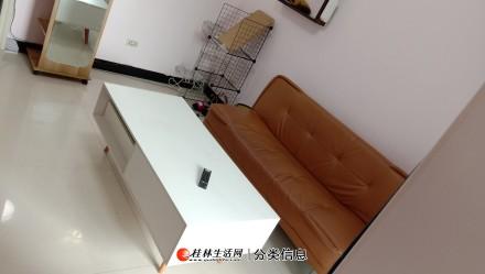 天清文化长廊电梯8楼1房1厅1卫,45平方,家电家具齐全,月租1500元,