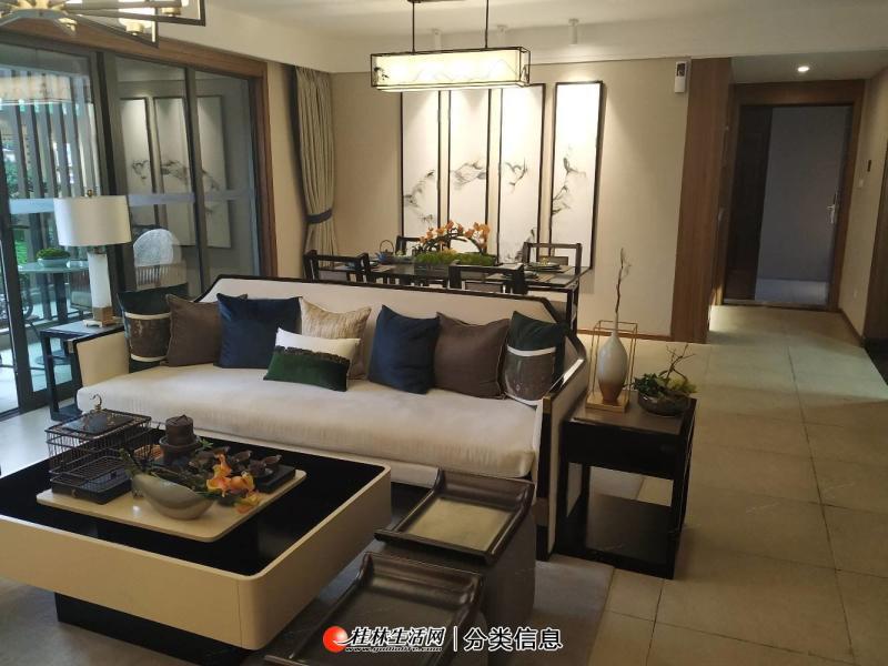 漓江边内部员工价育才实验小初中107平电梯大3房小高层双阳台