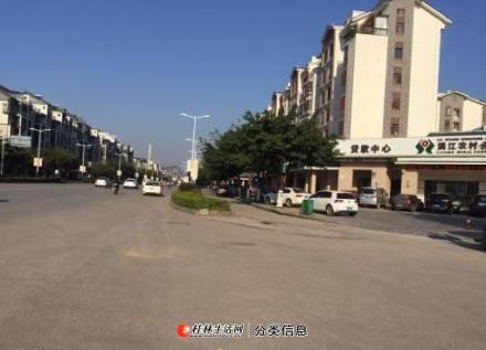 出租临街铺面9米宽建干路无转让费兴进御园中海联发